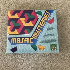 Mosaic Mysteries by Discovery Toys 1992 - NEW seal